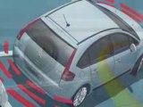Nieuwe Citroën C4: technologie