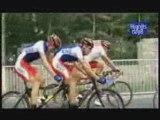 Cyclisme sur route, course de tandem Jeux paralympiques 2008