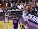 NBA BASKETBALL - Vince Carter - high dunk