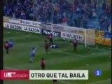 Alavés 2 - Mallorca 0 , temp.98/99, 2 Goles de Salinas