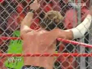 RAW 9/15/08 Chris Jericho vs CM Punk 2/2