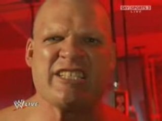 RAW 9/15/08 Masked Kane returns?
