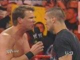 Raw 16/08 Randy orton, JBL, Batista, beth et marella