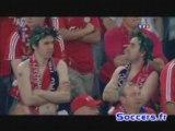 Champions League 2007 : Finale : AC Milan - Liverpool : 2-1