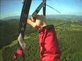 Parapente : vol sur le Puy-de-Dôme