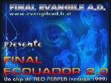 Evangelion Ecouador - AMV 1999 - Evangile A.D.