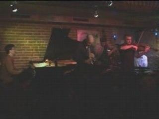 Olivier Calmel Quartet & guest - Live at Sunside (Paris)2008