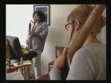 Musique contemporaine au café de la Page