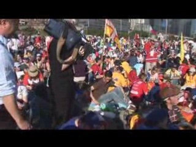 JMJ 2008 Sydney/ Australie Journées Mondiales de la Jeunesse