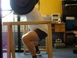 Front squat 8@60kg