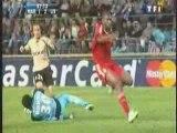 Marseille - Liverpool (2eme mi temps) 2eme partie