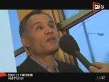 Gilles Leroy, Max Gallo... lus dans le RER