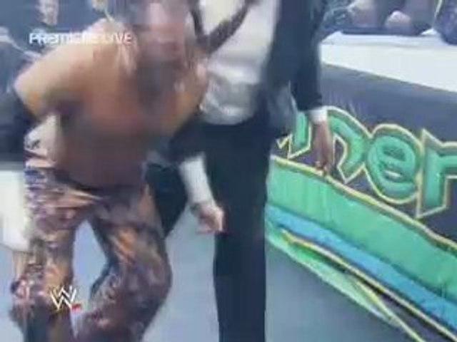 Summerslam 2008 Matt Hardy vs Mark Henry