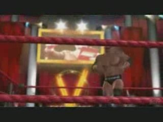 SVR 2009 Batista's Entrance & Signature Moves & Finisher