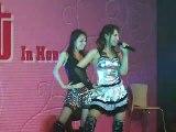 Leah Dizon - Love Leah 1st live 2008 - Part 2