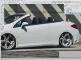V-Tuning - Peugeot 308 CC low rider