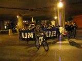 Ultras Montréal - Marche vers le stade (2)
