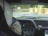 SURIN Rallye de lisieux 2008 ES2