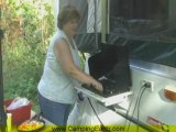 Outdoor Grills - Outdoor cooking while camping