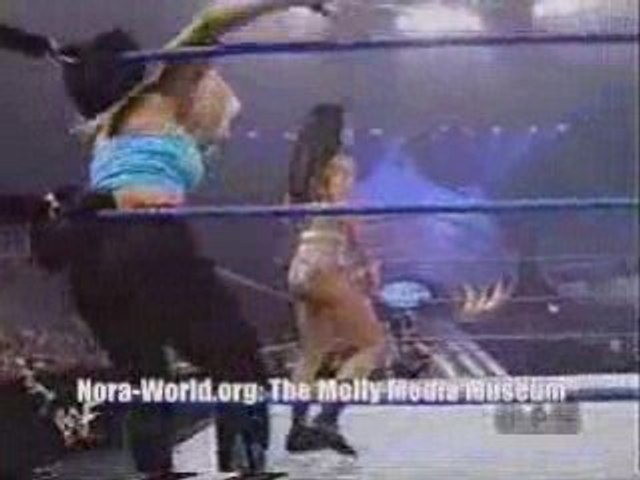 Chyna Vs Molly Holly Vs Ivory