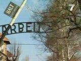 Angers7 - Des lycéens angevains en voyage éducatif à Auschwitz