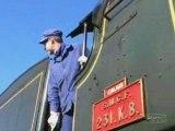 la 231 K 8 du PLM basée a Calais