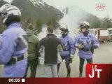 TV8 Mont-Blanc - Le tunnel du Mont-Blanc bloqué toute la journée