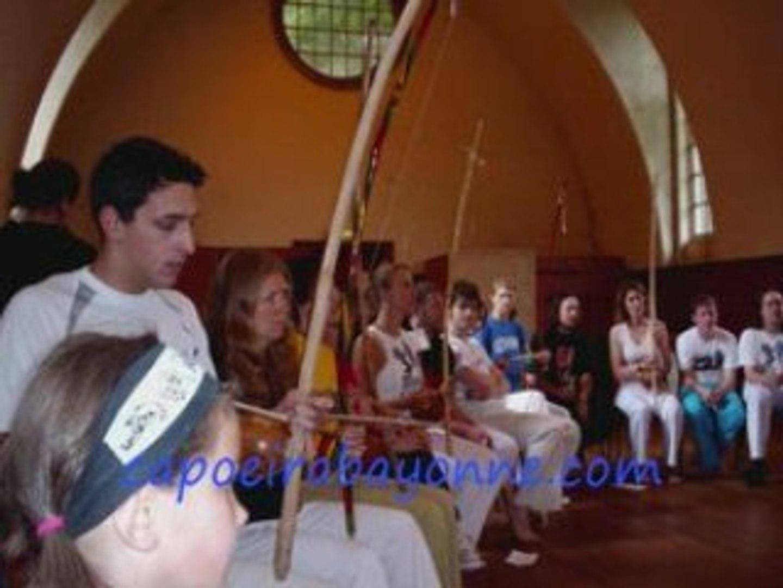 Capoeira Senzala Bayonne, Anglet, Biarritz