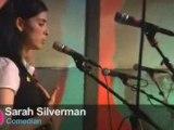 "Sarah Silverman, Rilo Kiley perform for Shepard Fairey's ""Un"