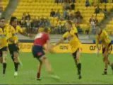 Ma'a Nonu finishes off a great team try
