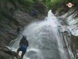Festival outdoor Morzine: escalade, parapente, canyoning,..