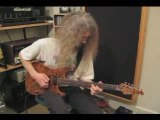 Guthrie Govan playing to Larry Carlton style track