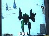 ChromeHounds E3 2006 Xbox 360 Sega