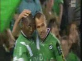Jupiler Pro League 2009 : J 5 : CS Bruges - GBA : 1-0
