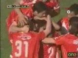 Gimnasia J 1 Argentinos 1 Goles de Arraya y Fernandez