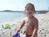21 mois plage corse
