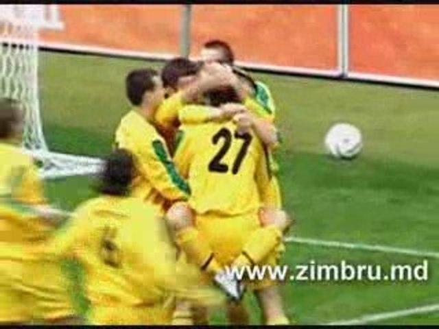 Zimbru – Iskra-Stal 2-0 (2-0)