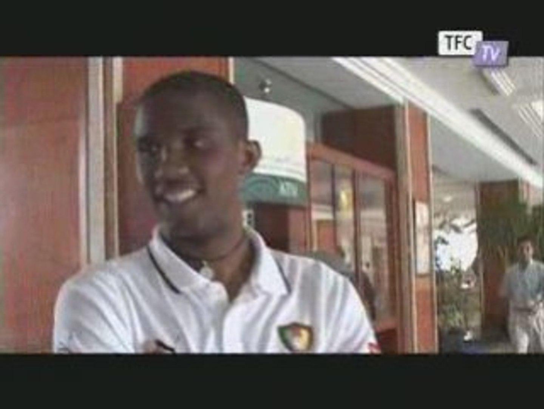 tfc- CAN 2006 : Les confidences d'Eto'o et d'Emana