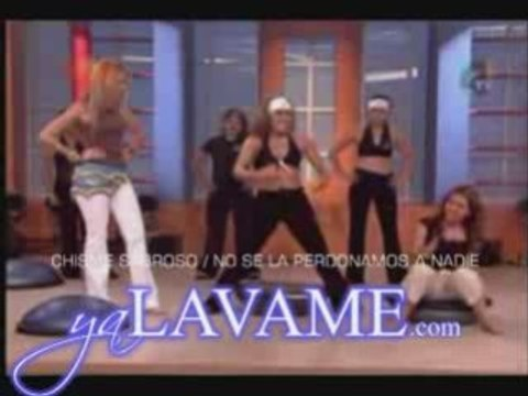 Claudia Lizaldi Dolor en la oreja TVCHISMES YALAVAME.COM