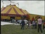 Une visite parmi tant d'autre au Cirque PINDER