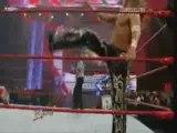 WWE HBK & Batista vs Y2J,Lance Cade & JBL RAW pt. 2/2