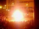 festival d'arts de rue à aurillac 2008, cracheur de feu