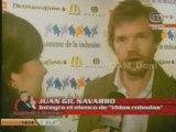 Juan Gil Navarro en Fundación Discar 2008 (Convicciones)