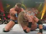 Chris Benoit & Edge vs La Resistance 13.6.04