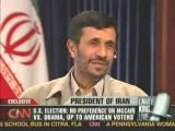 Ahmadinejad, les sionistes et la crise financière
