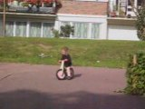 Vélo sans pédales