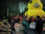 Fête des jonquilles 08 St Etienne de Montluc Le canard