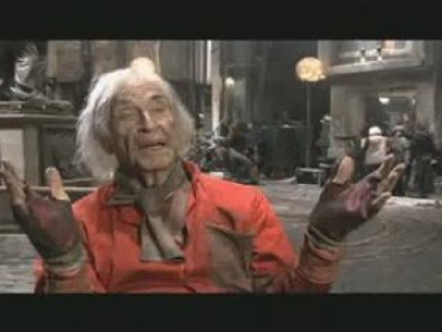 City of Ember Interview with Martin Landau