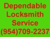 Locksmith Fort Lauderdale (954)709-2237 Ft Lauderdale Locksm