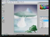 Speed Painting with Photoshop